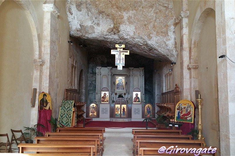 Abbazia Santa Maria Pulsano