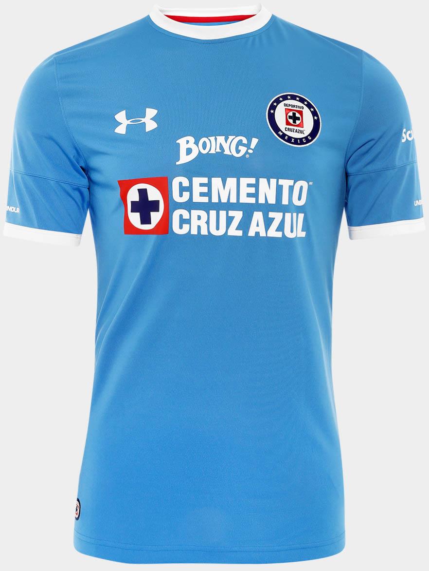 jersey cruz azul 2016