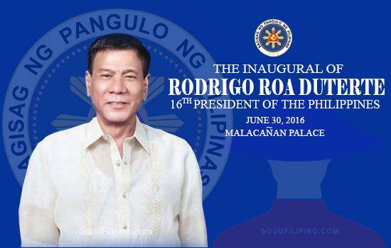 MANILA, Philippines – On Thursday, June 30, the country will usher in its new head of state: Rodrigo Duterte, the 16th President of the Philippines. Duterte, who was the mayor […]