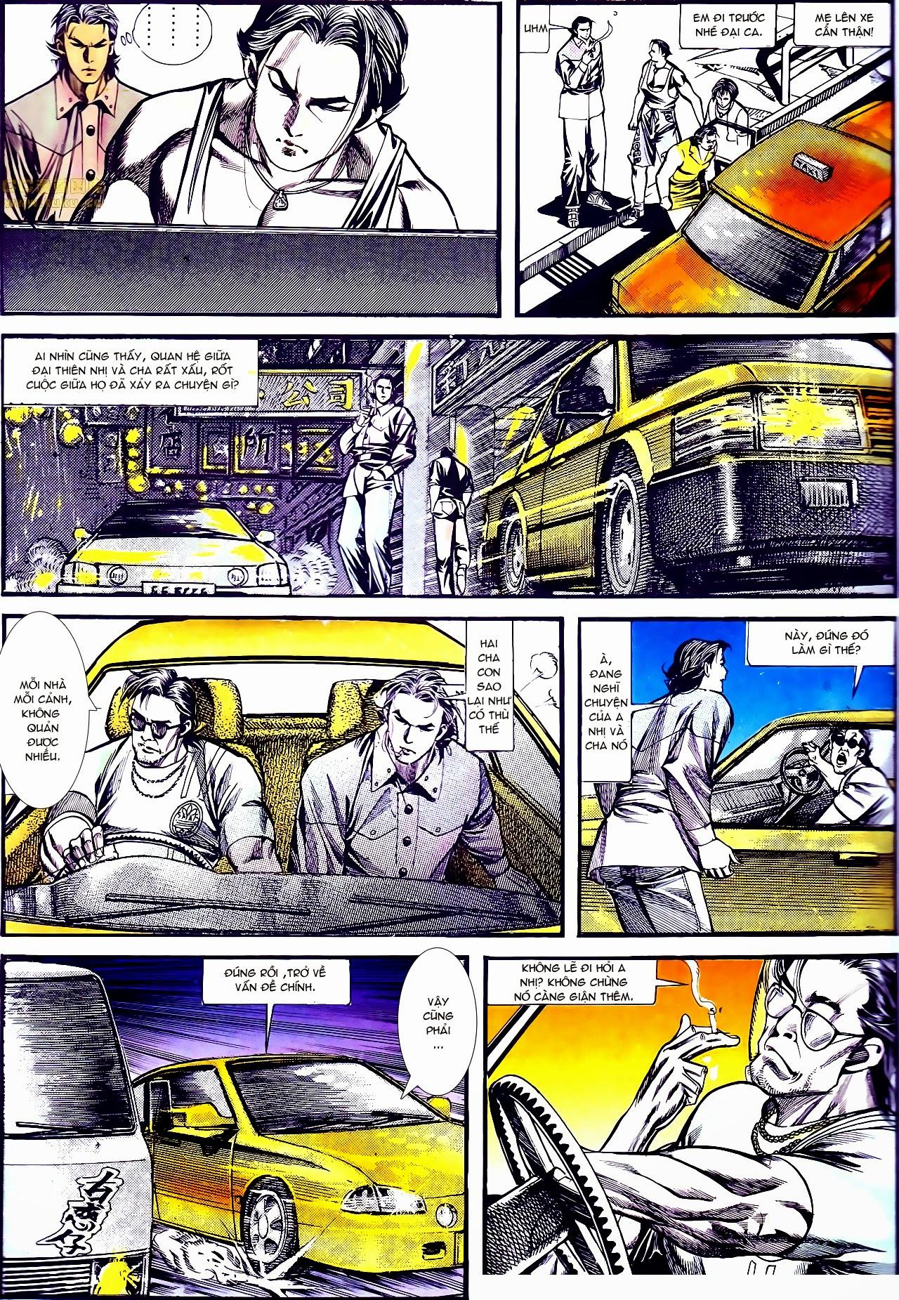 Người Trong Giang Hồ chapter 134: tấn công bảo nhi trang 4