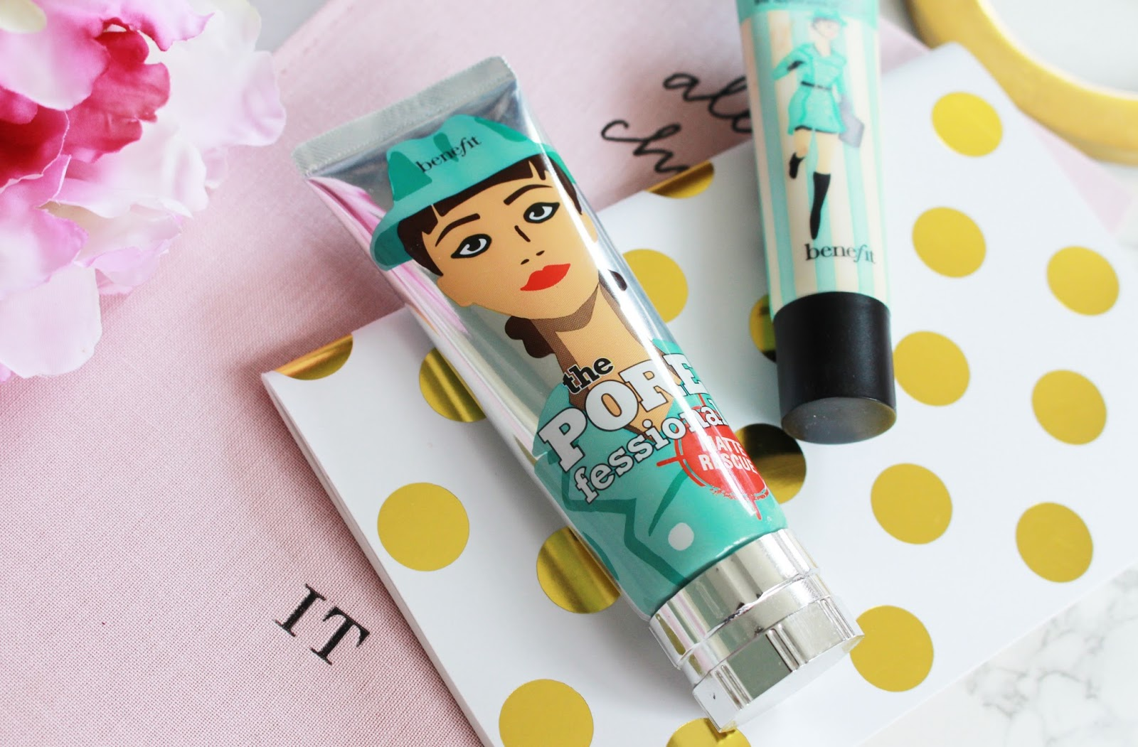 Benefit Porefessional REVIEW, Benefit Pro Balm, benefit Matte Rescue Review, oily skin review, matte products review, oily skin uk, matte uk, benebabe, benefit, beauty banter, porefessional