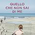 """""""QUELLO CHE NON SAI DI ME"""" di Meg Wolitzer"""