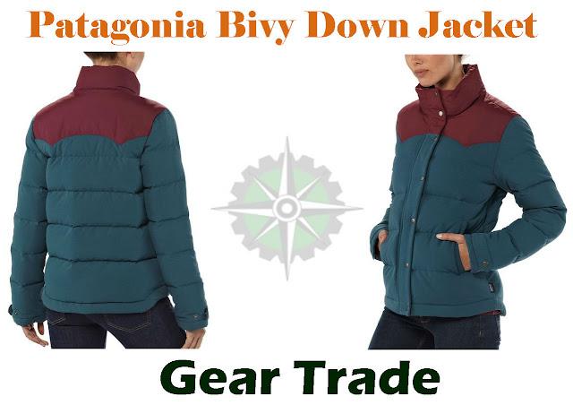Patagonia Bivy Down Jacket at Gear Trade