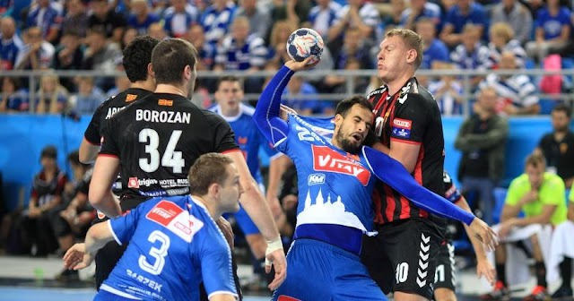 Handball Champions League: Vardar siegt im Auftaktspiel