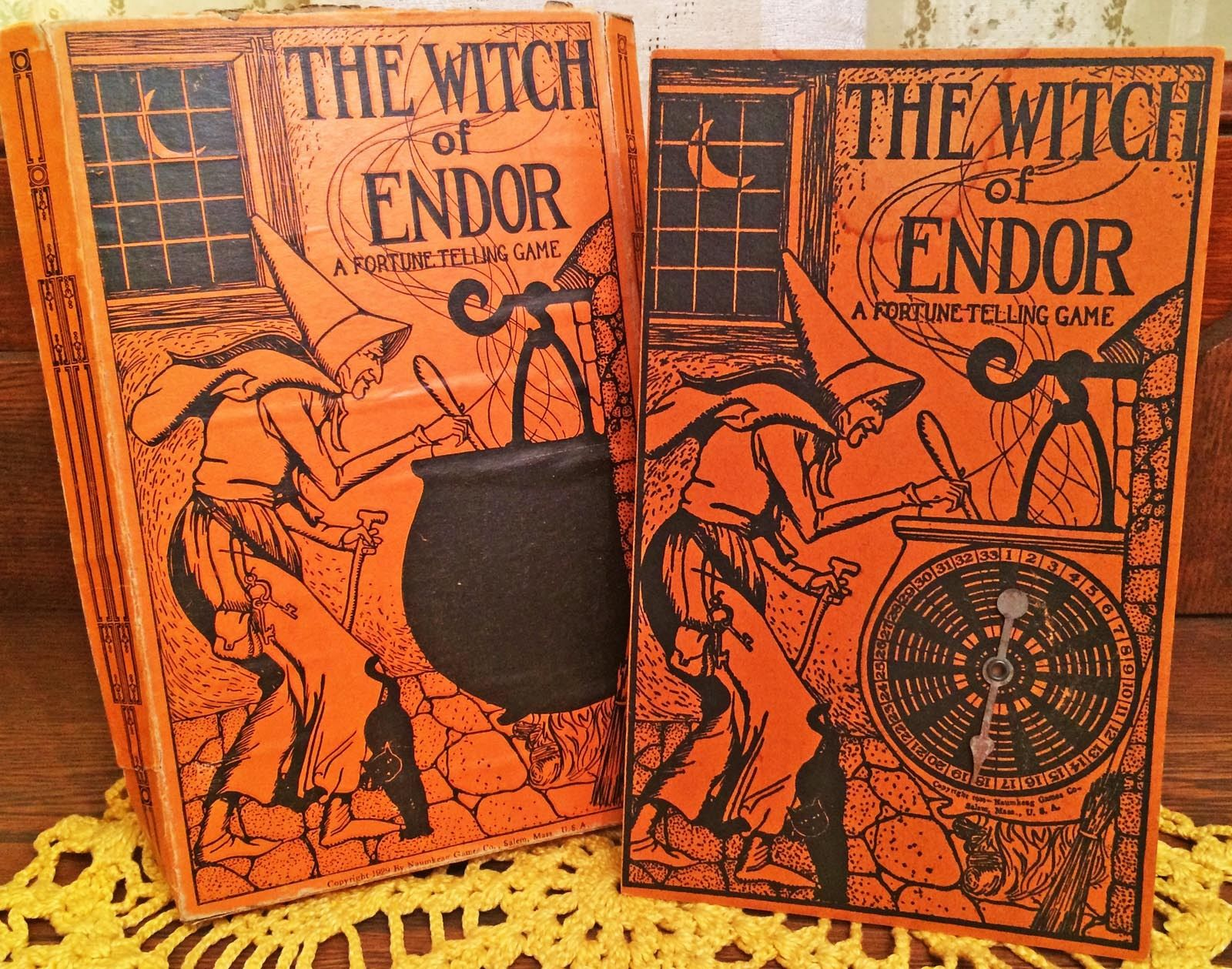 vintage halloween finds at ebay