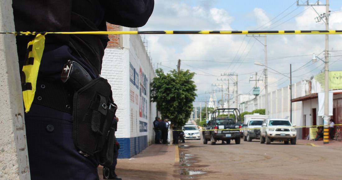 Sujetos armados ejecutan cinco personas en Pénjamo, Guanajuato; uno era hijo de un ex Alcalde interino