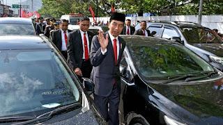 Jokowi: Jangan Lagi Minta Bantuan, Saatnya Kita Bantu Negara Lain