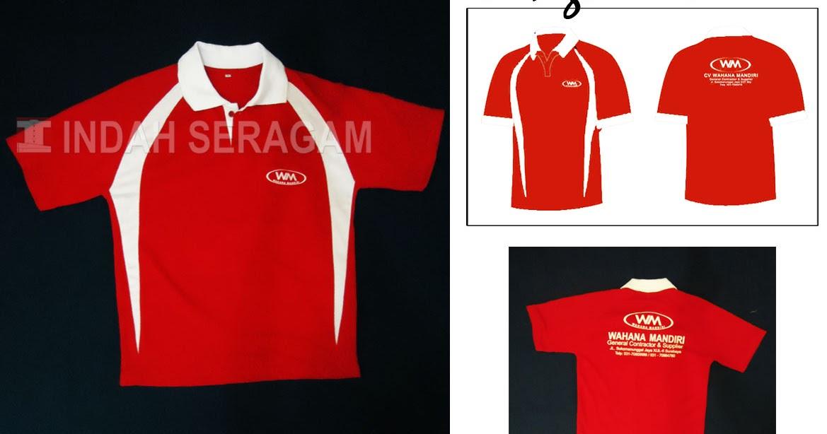 Indah seragam cv wahana mandiri general contractor for Baju uniform spa