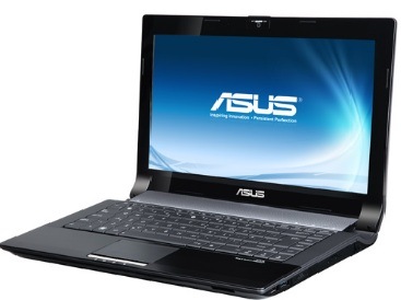 Asus N43SN Notebook Intel Display 64 BIT
