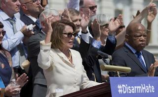 Democrats Disrupt House Again Over Gun Bills