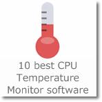 10 best CPU Temperature Monitor software