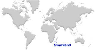 image: eSwatini (Swaziland) Map location