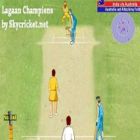 Play Online Lagaan Cricket Game