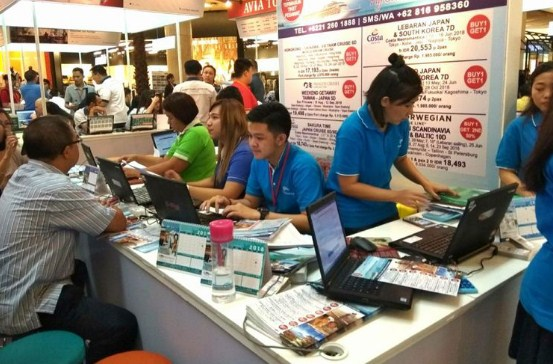 Promo Inidia Daftar Harga Tiket di Cathay Pacific Travel Fair