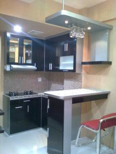 Rawat Kitchen Set Dengan Beberapa Tips Ini