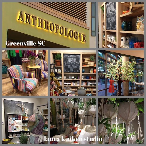 Laura . Aiken Studio Greenville' Anthropologie