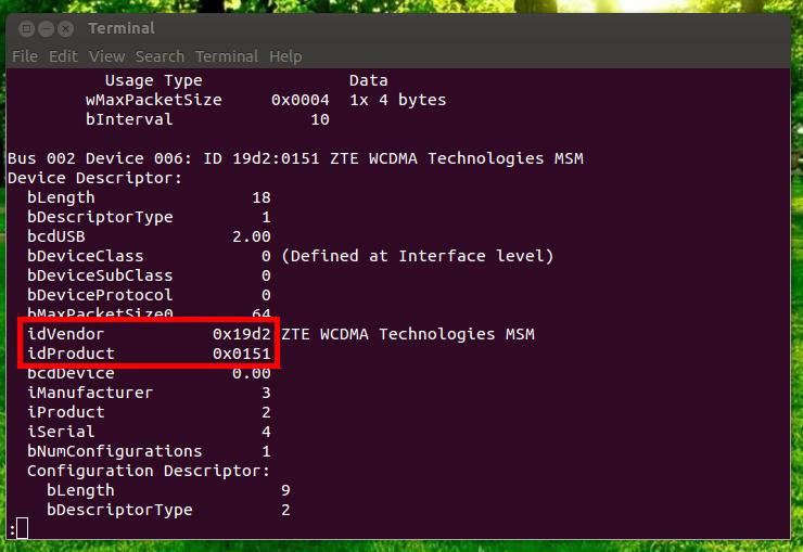 Prolink PHS300 Dongle on Ubuntu | GeekLK