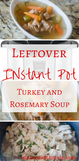 pressure cooker soup, soup recipes, instant pot soup recipes, turkey noodle soup, instant pot recipes, leftover turkey recipes
