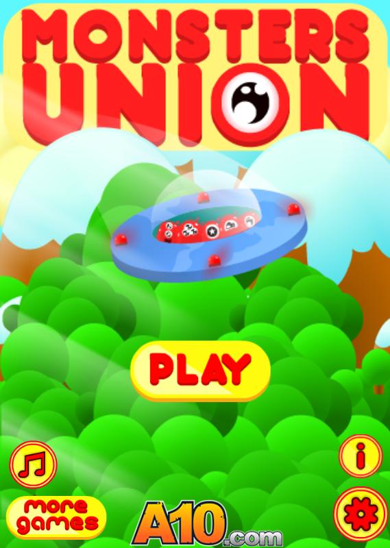 Monsters Union Puzzle O Rompecabezas Juego En Online Gratis Jugser