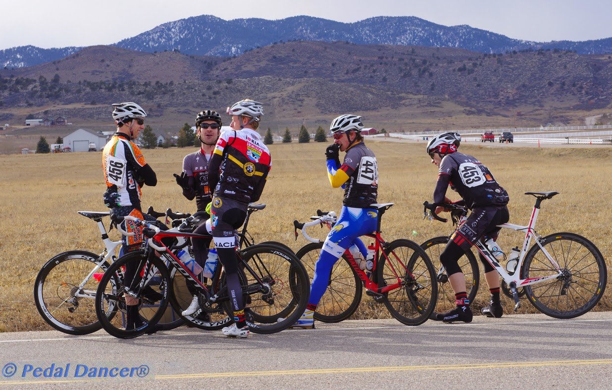 Road Bike Racing in Colorado - Pedal Dancer