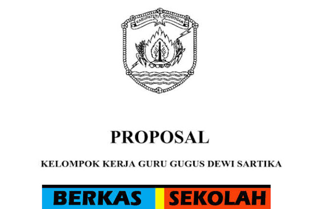 Download Gratis Contoh Proposal KKG Terbaru Format Word