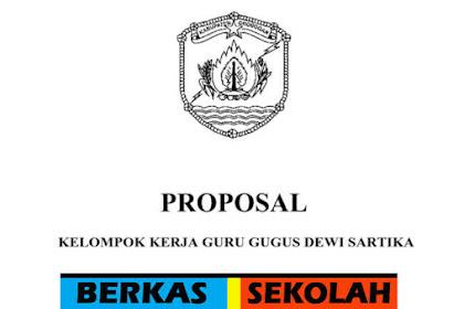 Download Contoh Proposal KKG Terbaru Format Word
