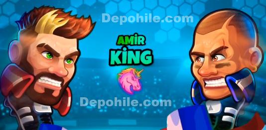 Online Kafa Topu Amir-king Görünüş Hileli Apk İndir Mayıs 2019