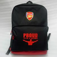Tas Ransel Sekolah Arsenal