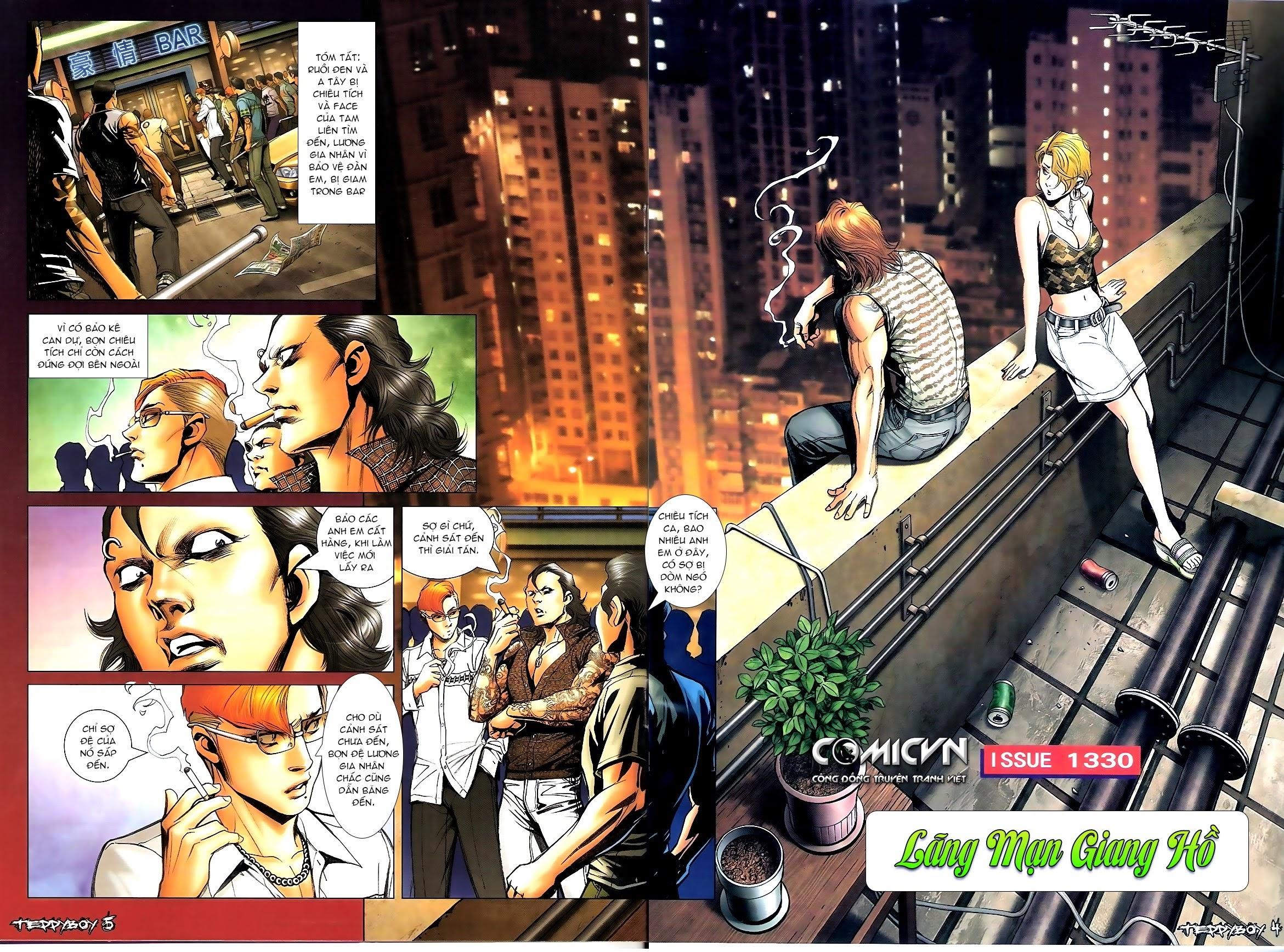 Người Trong Giang Hồ - Chapter 1330: Lãng mạn giang hồ - Pic 2