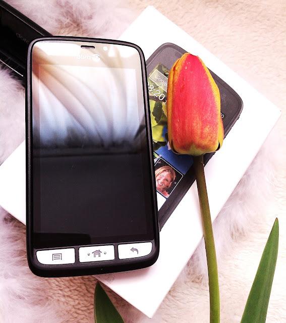 Smartfon dla seniora Doro Liberto 820 - DOSKONAŁY PREZENT NA DZIEŃ MATKI I NIE TYLKO!