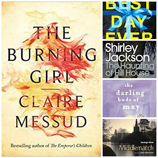 August 2017 Favourite Books - Reading, Writing, Booking