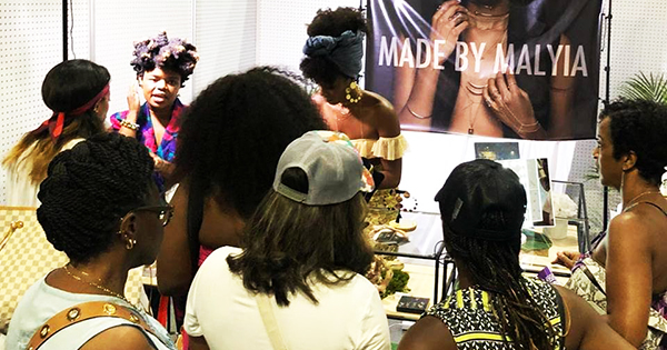 Black-owned jewelry business