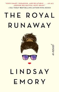 Book Review and GIVEAWAY: The Royal Runaway, by Lindsay Emory