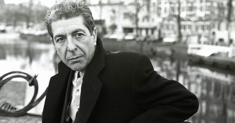 That's How The Tragic Story Of The Holocaust Inspired Leonard Cohen