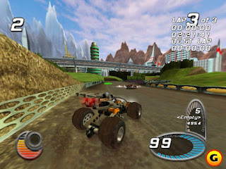Drome Racers ps2