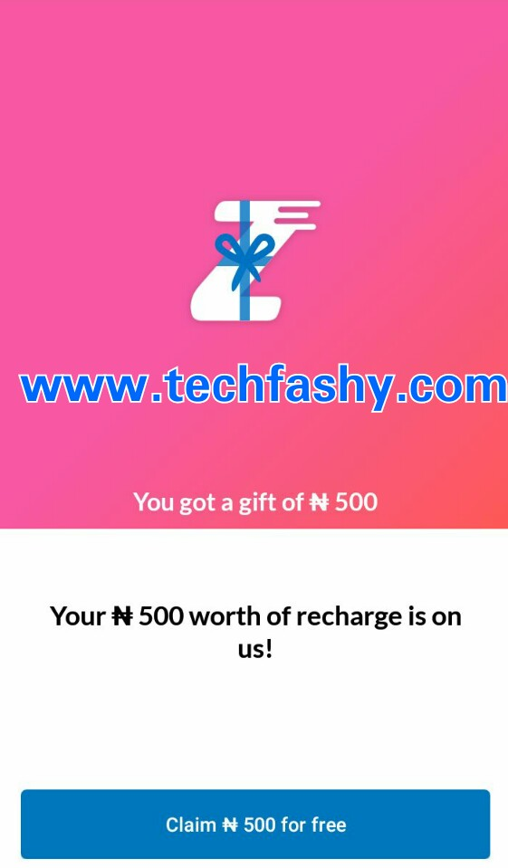 Zoto Anniversary Get Free N500 As Topup Instantly