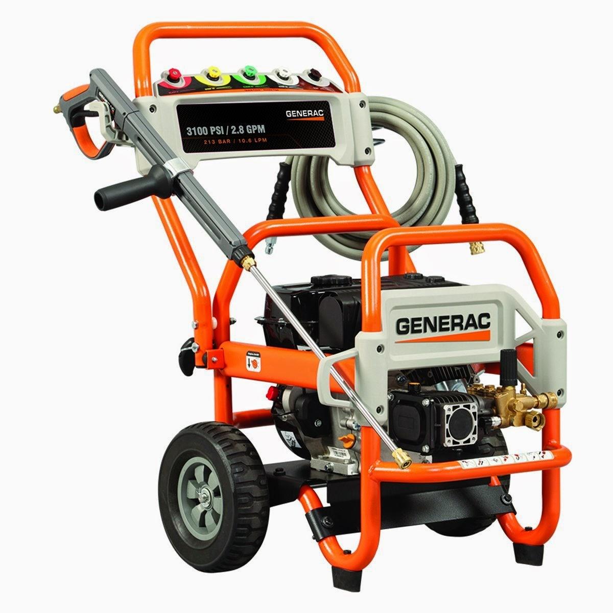 generac power washer: generac gas power washer