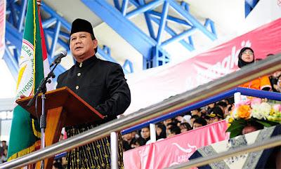 Elektabilitas Prabowo Turun, Jokowi Melejit (Survei SMRC dan Median)