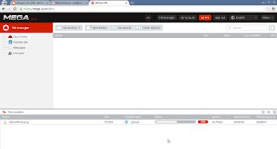 MEGA Media Penyimpanan Online Gratis 50GB Tanpa Syarat!