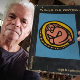 ambiente de leitura carlos romero sergio de castro pinto a ilha da ostra flavio tavares