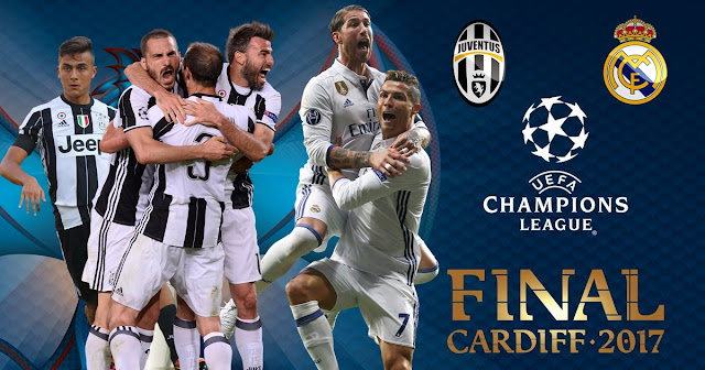 Juventus x Real Madrid - Final da Champions League 2017: Data, horário, time, TV e local