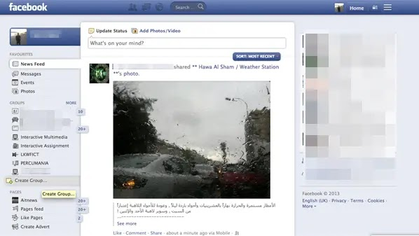 إضافة لتغيير شكل فيسبوك ويوتيوب على فايرفوكس وجوجل كروم