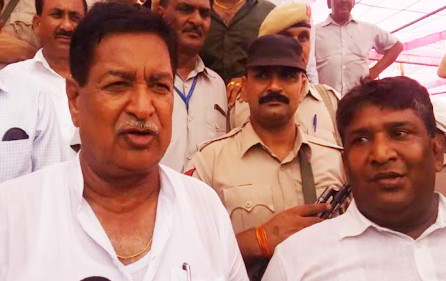 Rajkumar Saini blames Bhupinder Hooda on Chautala, Rahul Gandhi's eyebrows in Parliament