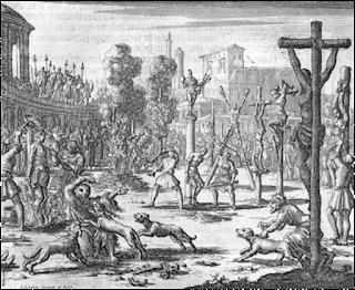 Crucificamiento vale por crucificación