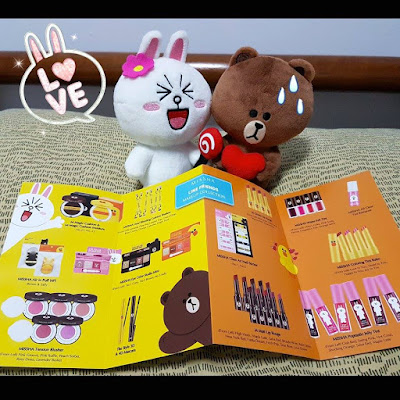 Missha x Line Friends Make Up Collaboration is Now for Sale in Singapore