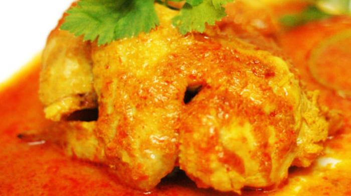 Gulai Ayam Jahe yogurt special