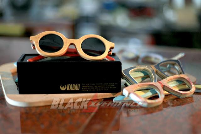 Model  Kacamata Kabau kekinian