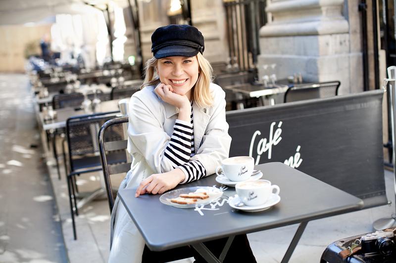 Paris café