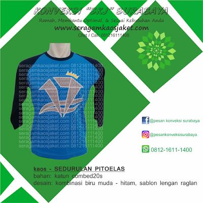 Jasa Konveksi Kaos Murah di Surabaya, 081216111400