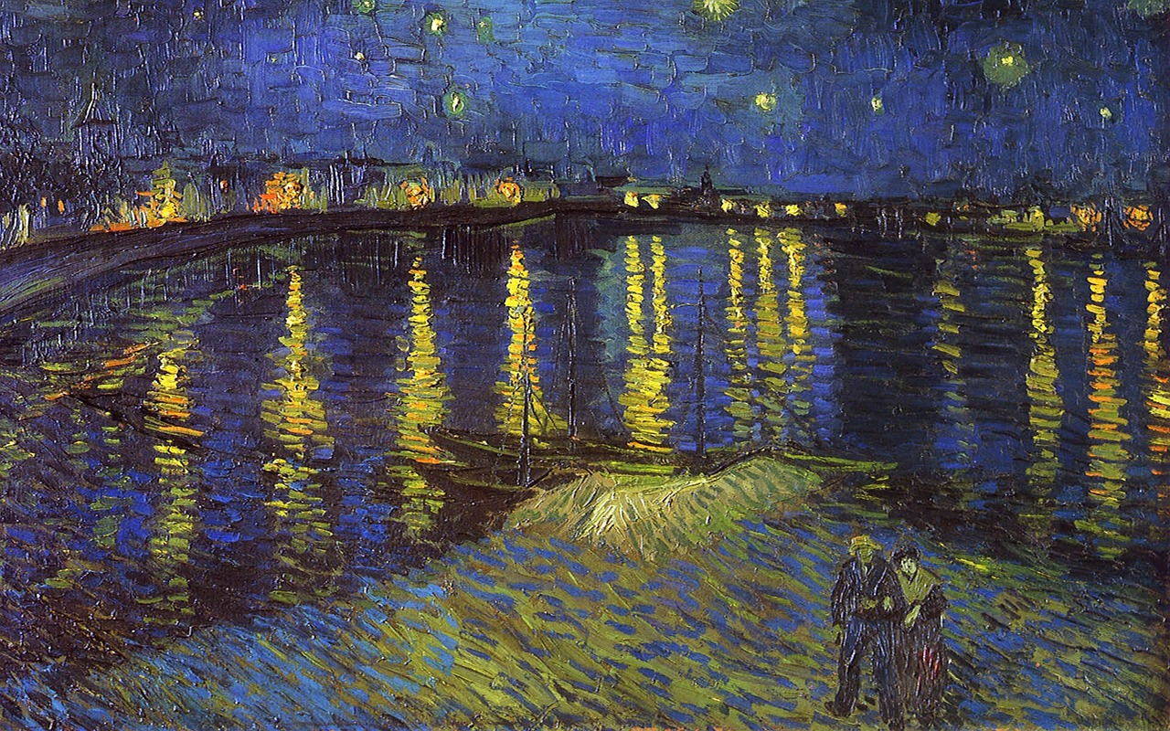 Dromen bij duizend lichtjes in het donker
